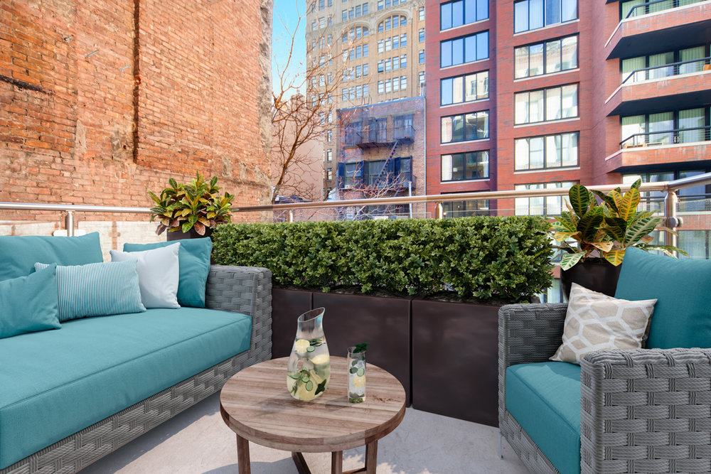 Terrace/Deck