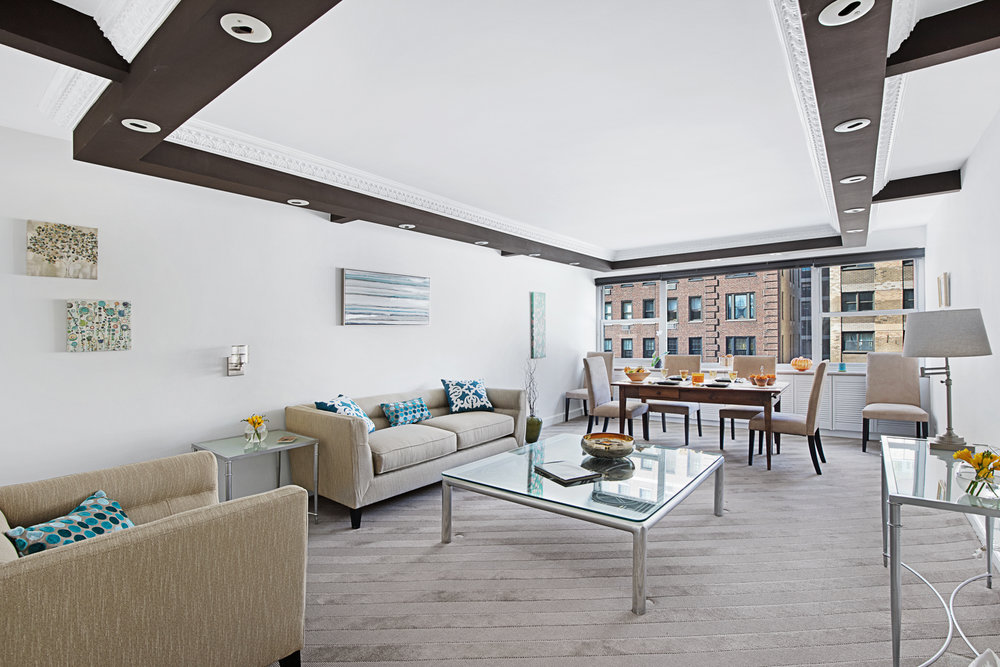 Sutton Place - Residential interior