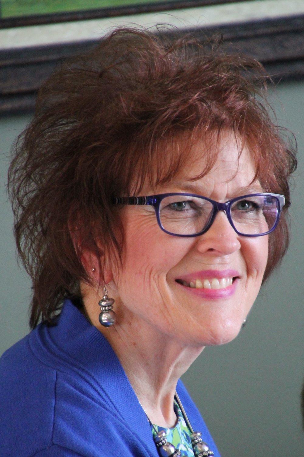 Vicki GilletteCo-Founder, Director, Treasurer -