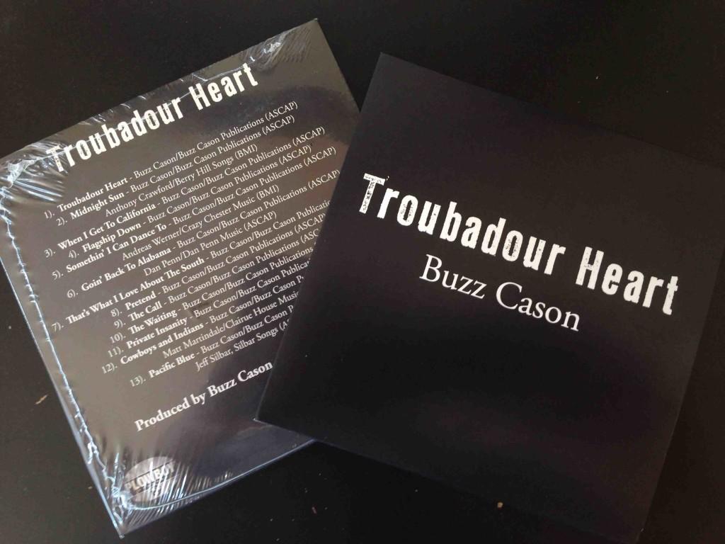 Troubadour Heart Promo