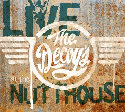 "The Decoys | Live At The NuttHouse   The Decoys are Muscle Shoals' legendary house band featuring the Muscle Shoals Rhythm Section's bassist David Hood, Cowboy's vocalist and guitarist Scott Boyer, ace guitarist Kelvin Holly, keyboardist N.C. Thurman and drummer Mike Dillon. On their new live album they are joined by the Muscle Shoals Horns and special guest ""Funky"" Donnie Fritts for an exciting set of songs ranging from rock to blues to soul music."
