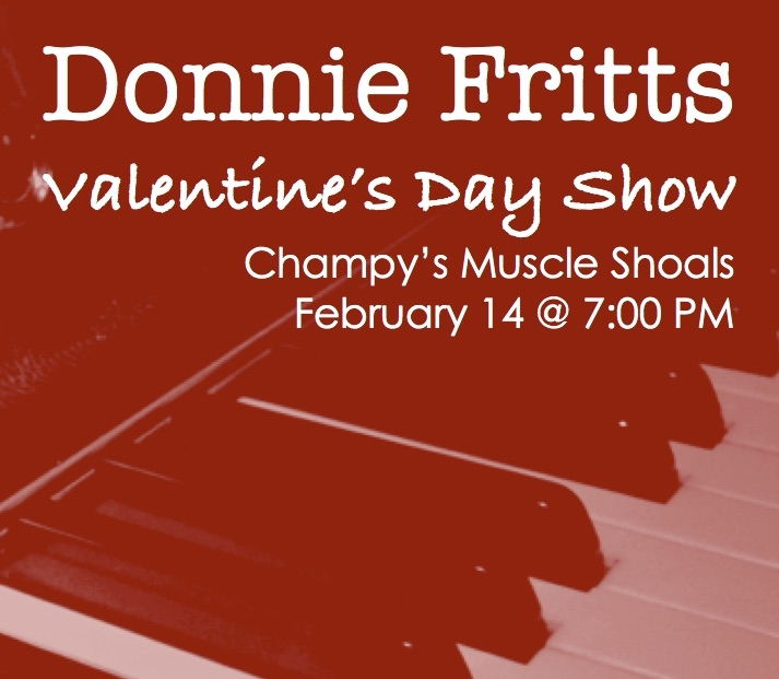Donnie Fritts Valentineu0027s Day Show