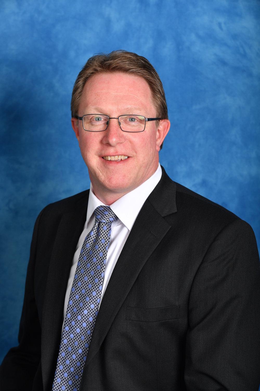 Chresten Burkhart, Vice President