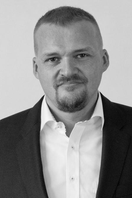 Radoslaw Pomykala, Vice Dean, AGH University of Science and Technology