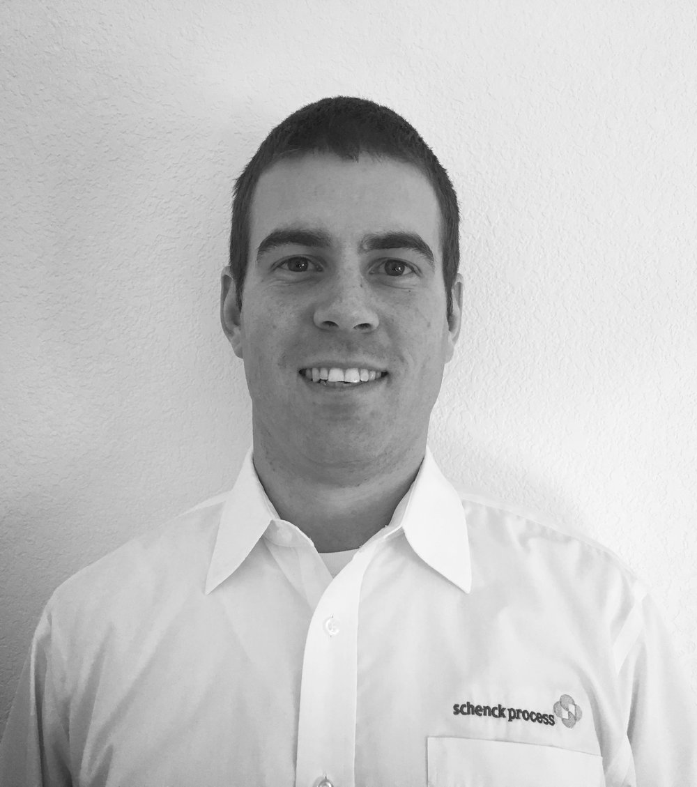 Chuck Trowbridge Sr. Application Engineer, Alternative Fuels Specialist, Schenck Process