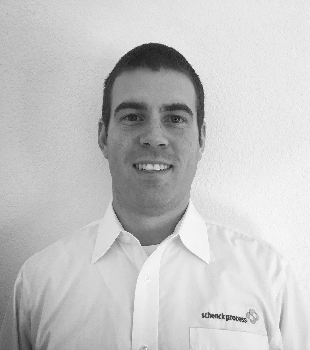 Chuck Trowbridge Sr. Application Engineer, Alternative Fuels Specialist, Schenck Process