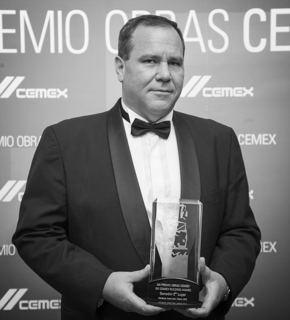 Fernando Masante Construction & Real Estate Manager, Minera Autlan
