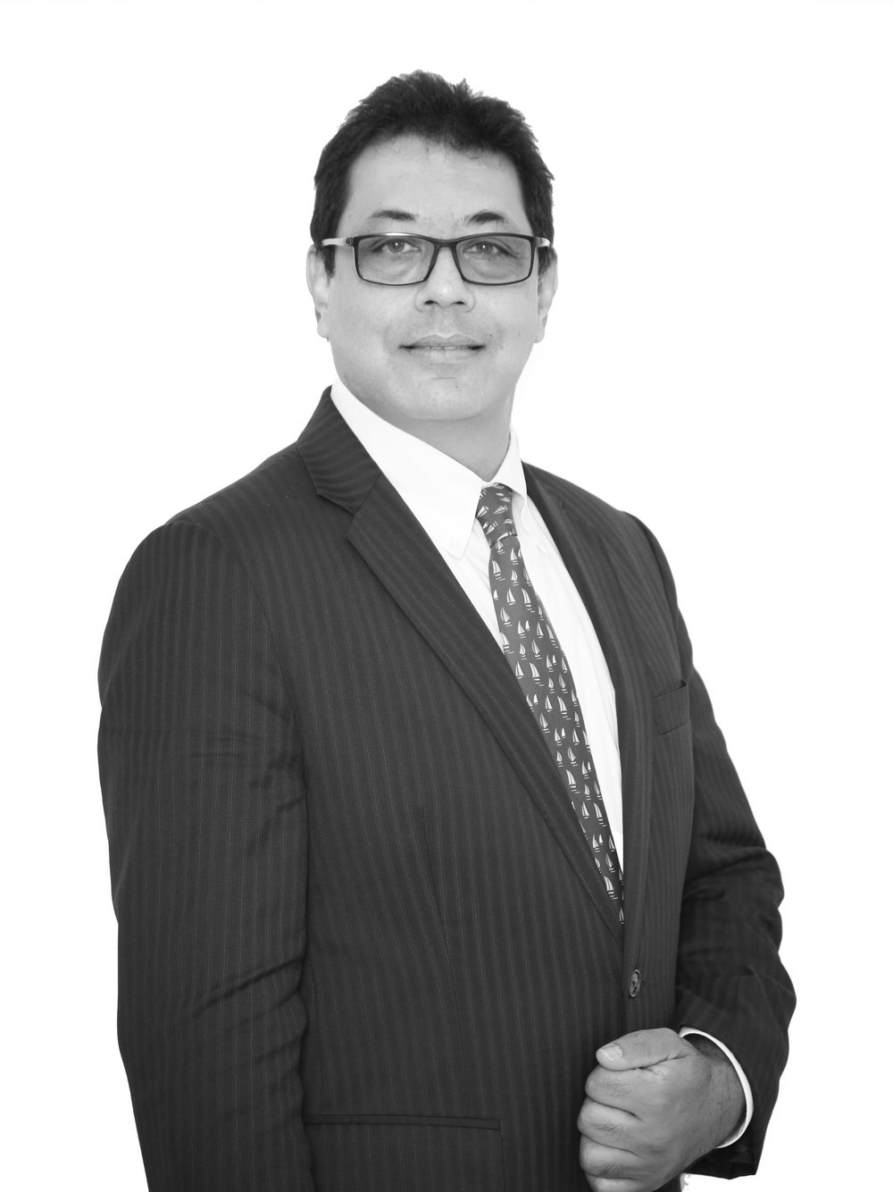 Joey Ghose, CEO, Raysut Cement