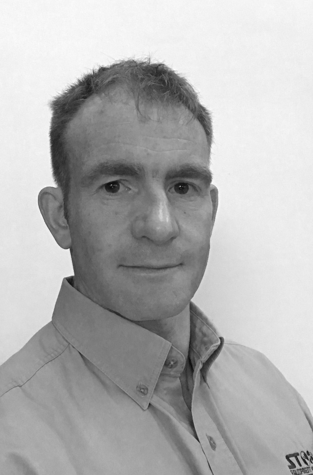 MR. LEWIS BAKER, EUROPEAN TECHNICAL SUPPORT MANAGER, ST EQUIPMENT & TECHNOLOGY