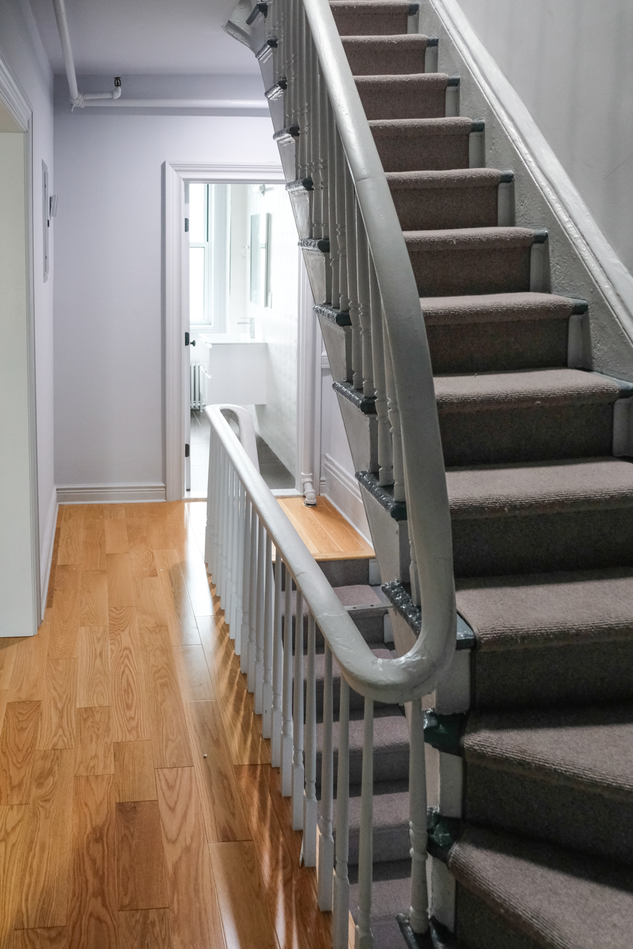 They don't make stairs like this anymore.
