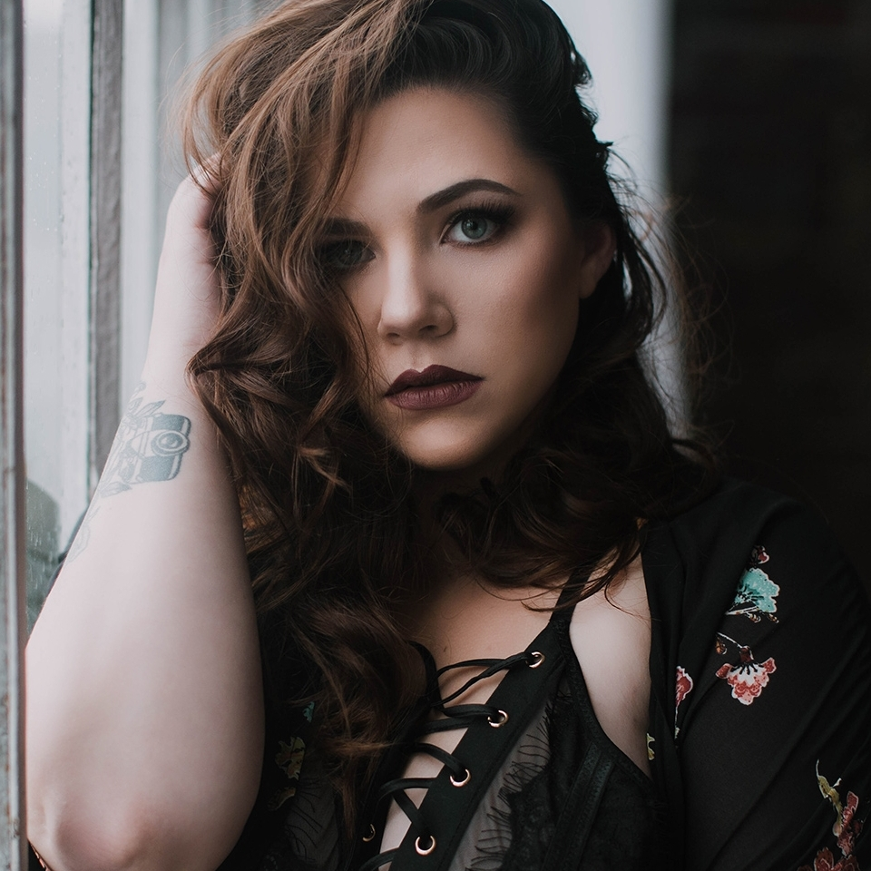 Haley Urban | Milwaukee and SD Boudoir Photographer