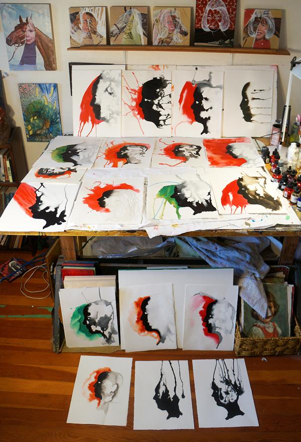 inkfaces