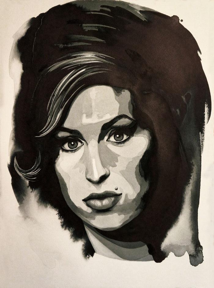 Amy No. 2 - 2016