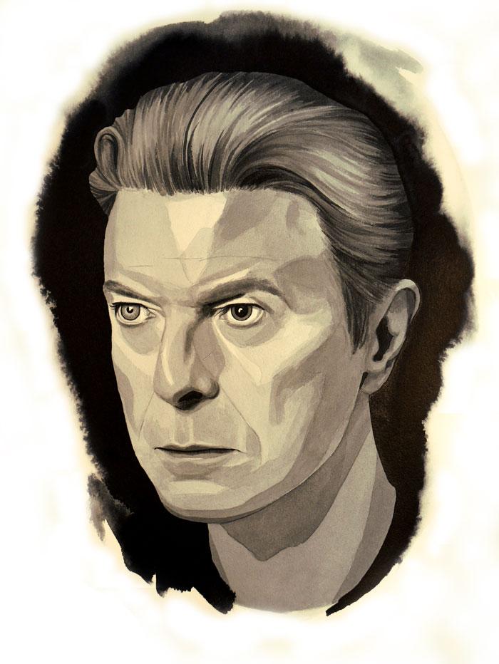 David Bowie - 2016