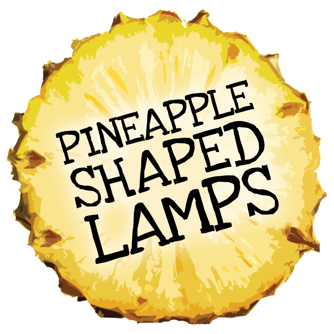 Pineapple Shaped Lamps