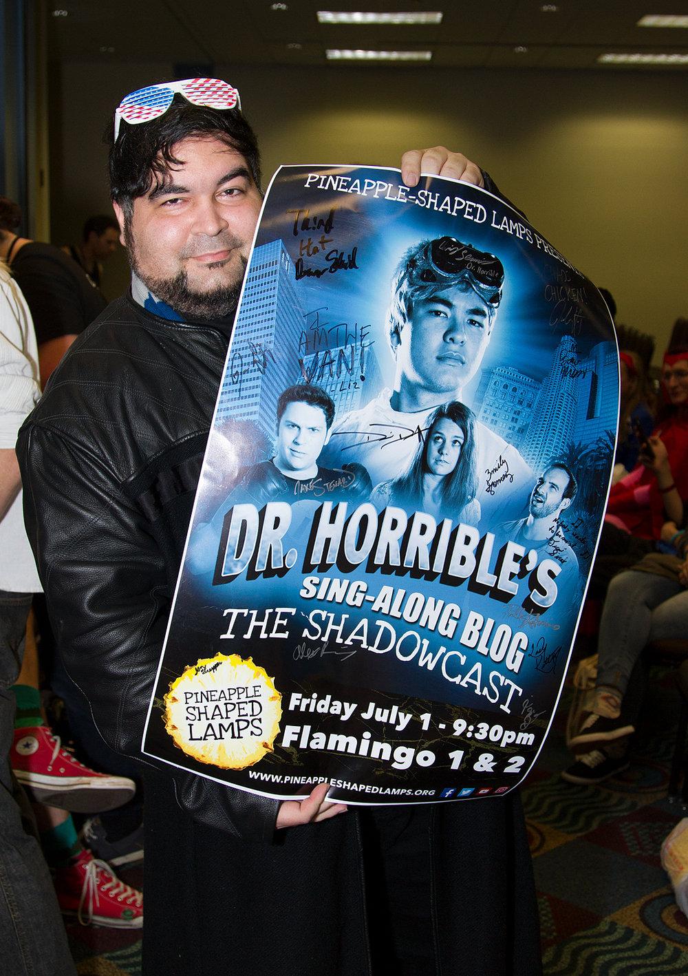 Dr. Horrible's Sing-Along Shadowcast