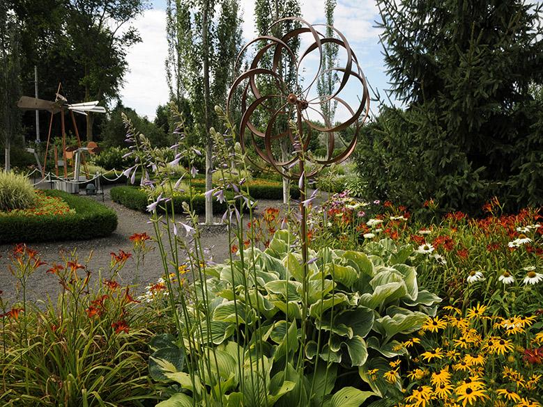 Jardin des Découvertes (contemporain moderne)