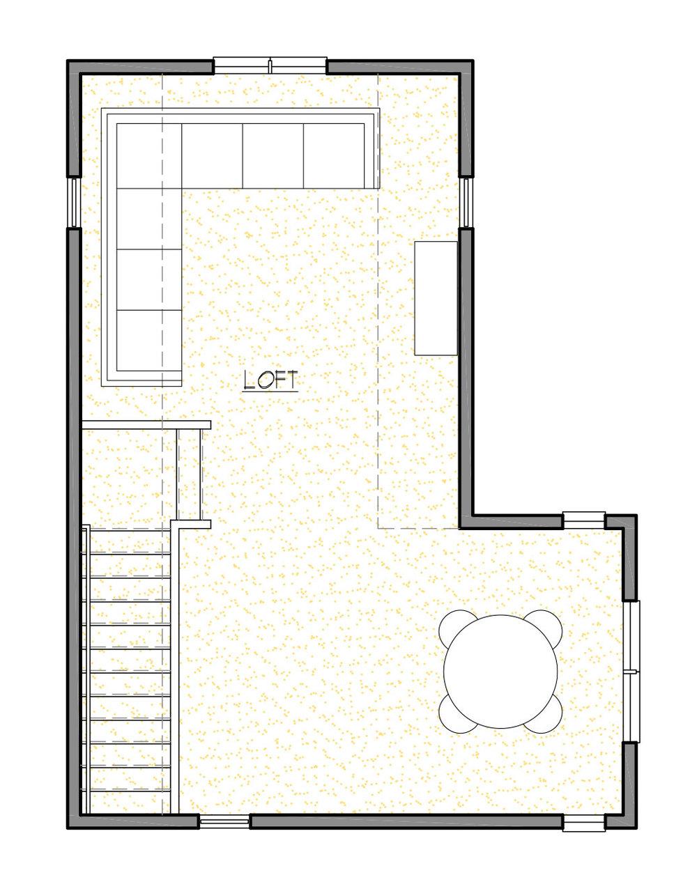 Copy of Loft Floor Plan