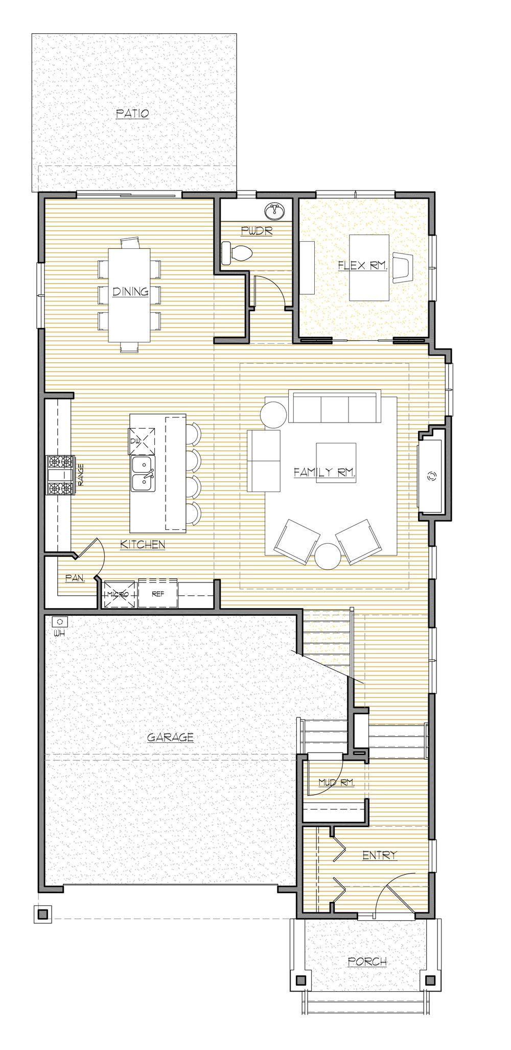 Copy of Main Floor Plan