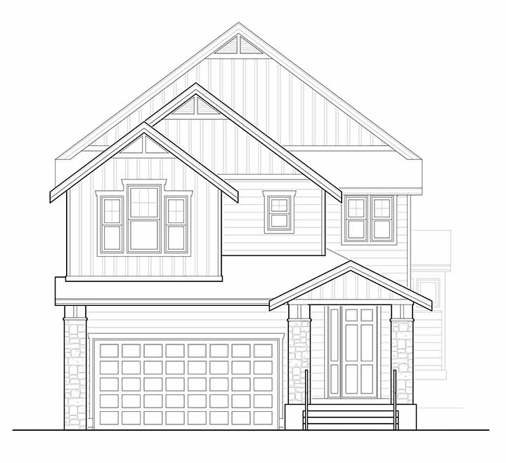 Copy of Crawford HP-4 Front Elevation