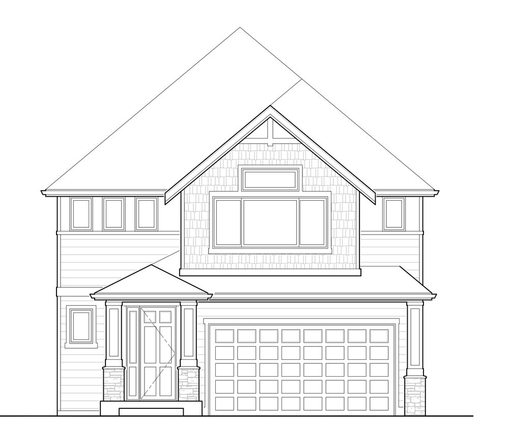 Copy of Front Elevation