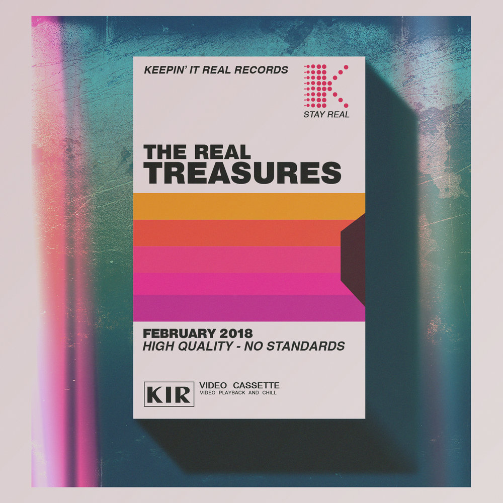 The Real Treasures - February
