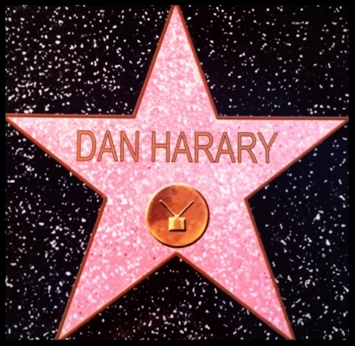 Dan Harary Walk of Fame Star