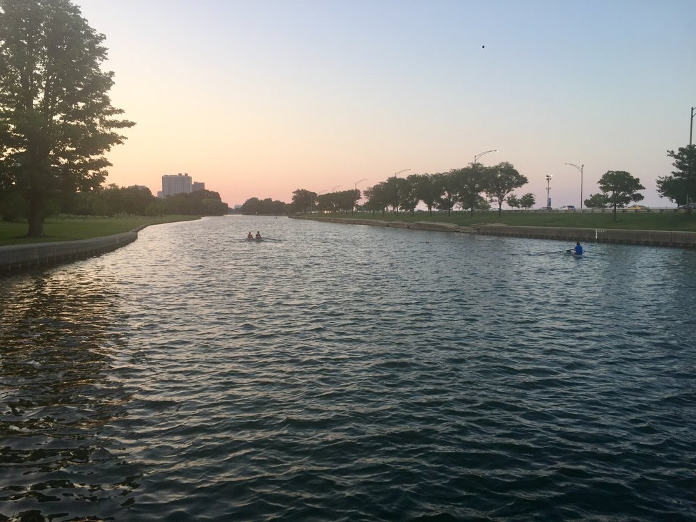 The South Lagoon