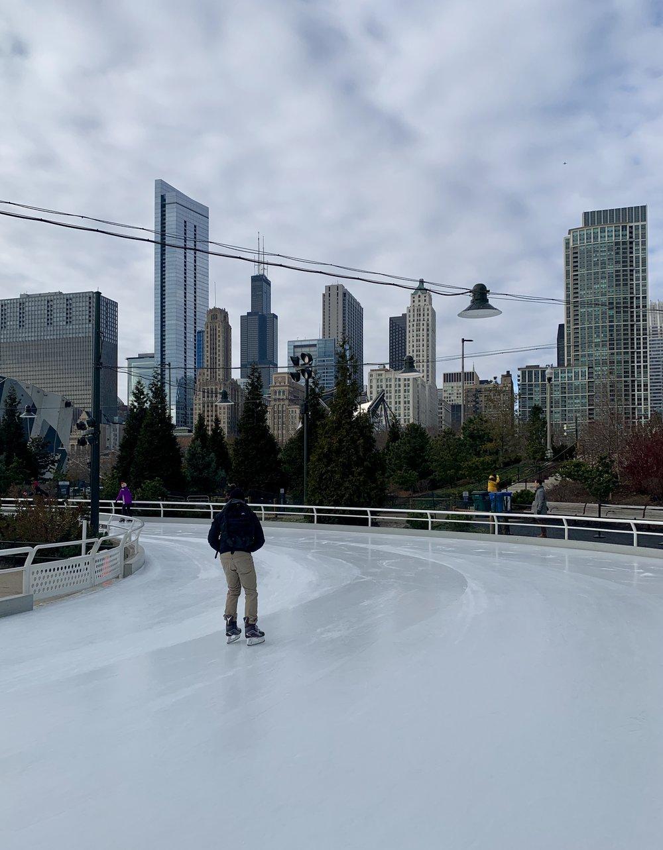 Skating Ribbon Views