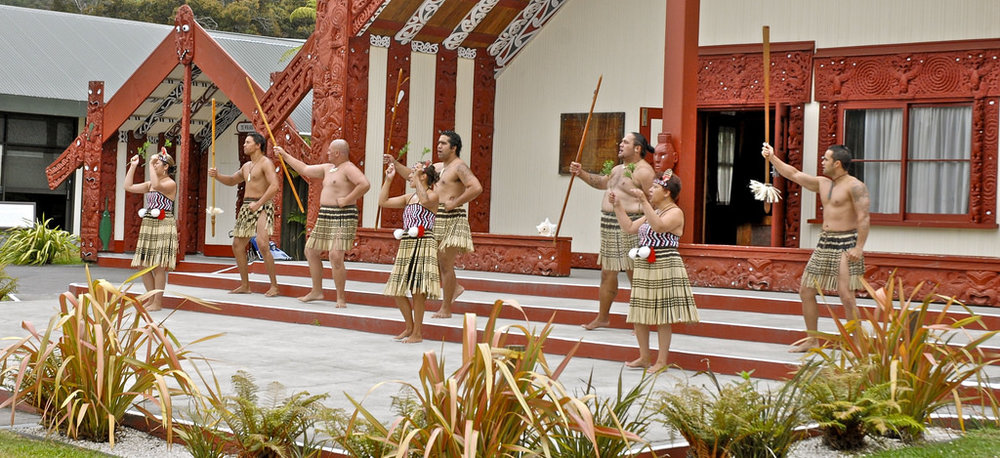 Maori Show at Te Puia, phot by Giovanni Variottinelli