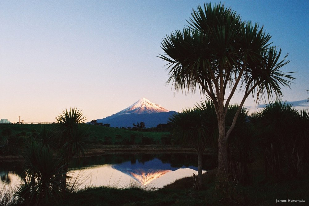 That's the kind of picture I'd like to take at taranaki