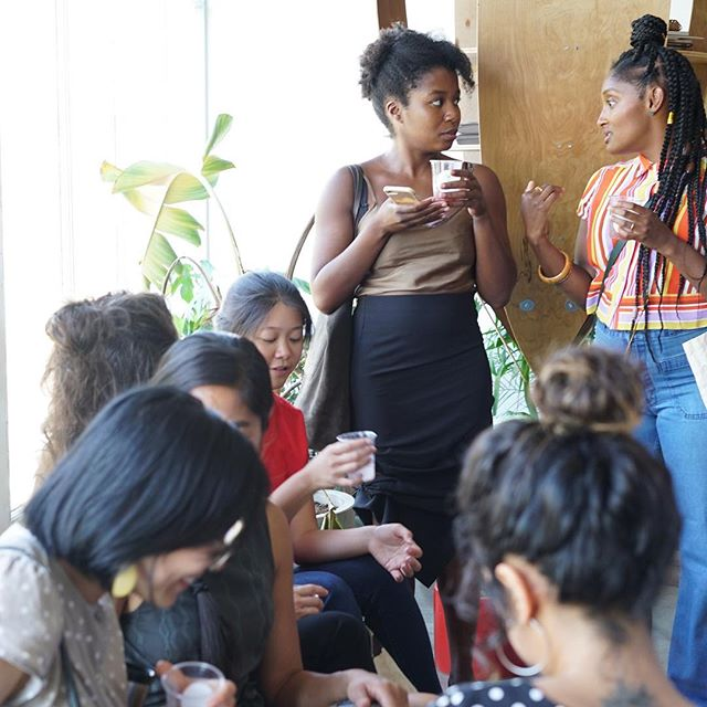 #tbt loving @drebluesbaby snapshots of this growing community at last month's #aoktsymposium . sign up for our monthly 💌newsletter to stay up to date on the latest (link in profile 👆🏼👆👆🏽👆🏿👆🏾)