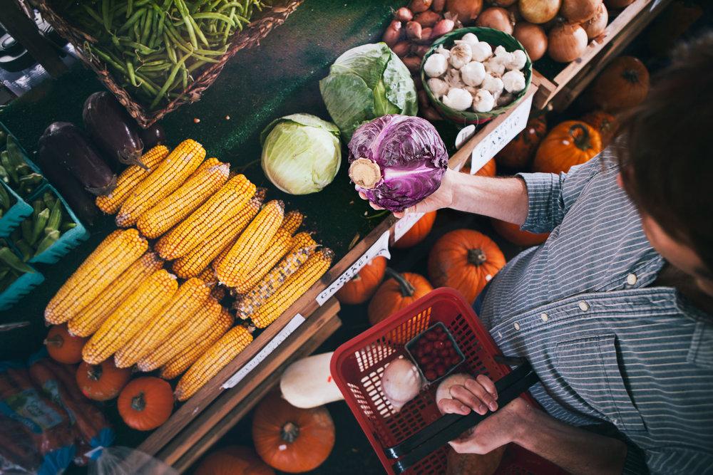 - Farmers'Market