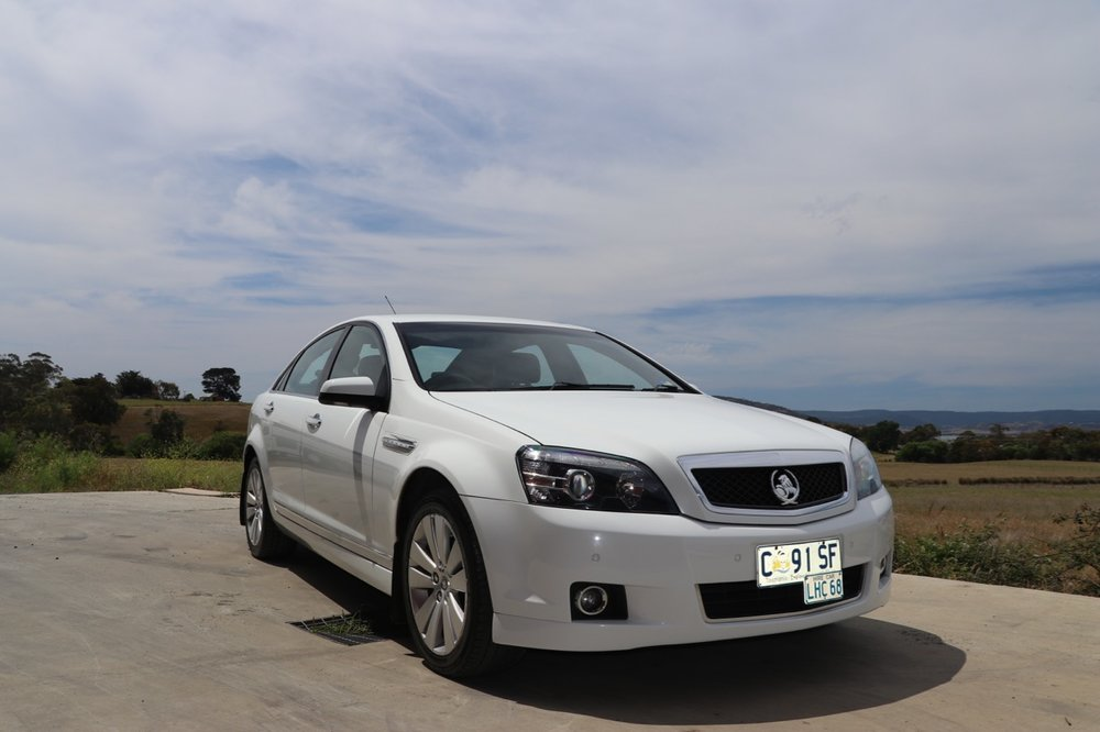 Luxury Sedan Hobart