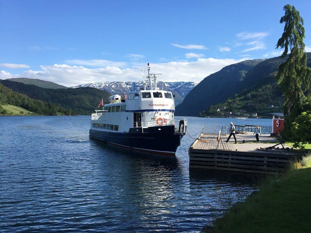Eidfjord - Ulvik - Pris fra 195,-