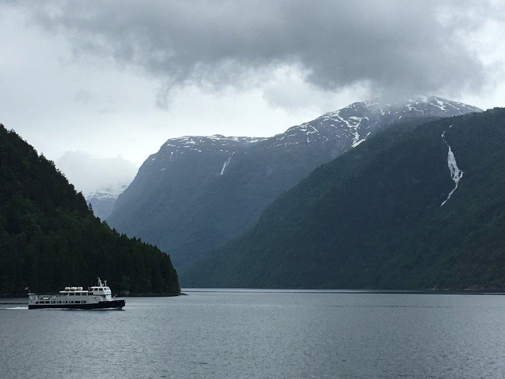 Ulvik - Eidfjord - Pris fra 195,-