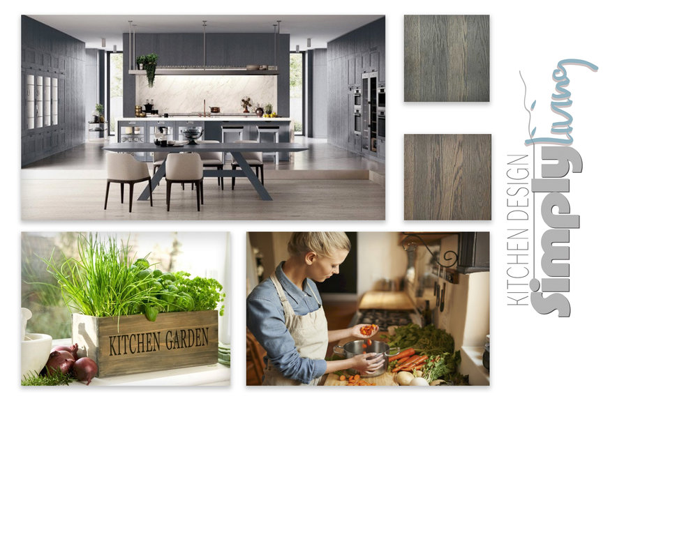 The kitchen is a comfort and mood in the house 77