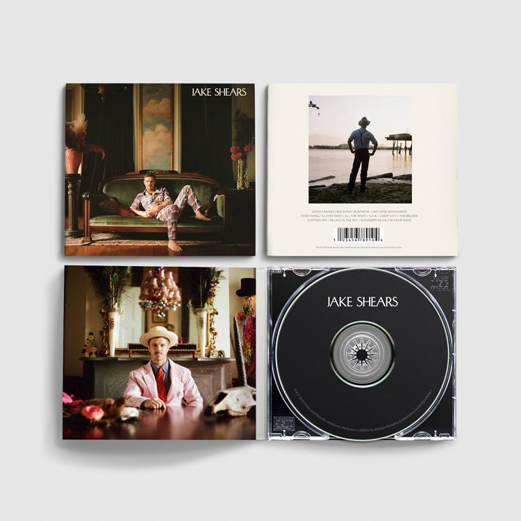 Jake Shears x Jack Crossing Album Art 6