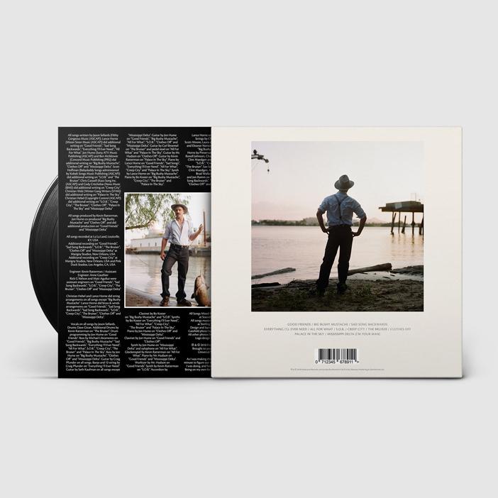 Jake Shears x Jack Crossing Album Art 3
