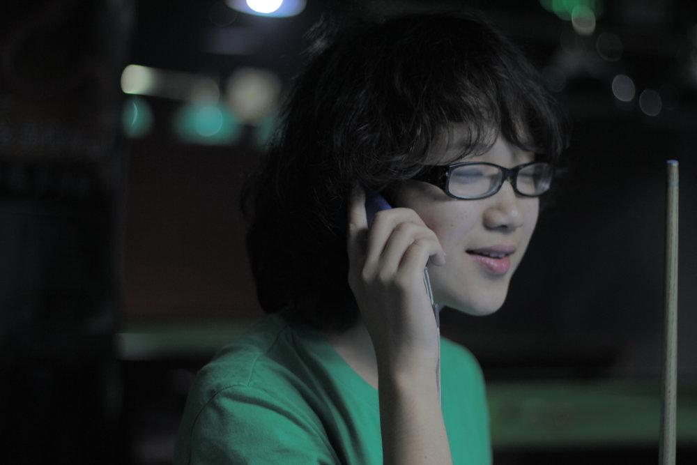 神秘地球与年轻人 - 王维思 Wang Weisi