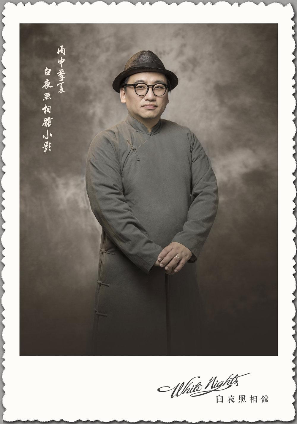 Li Zhenhua李振华 -