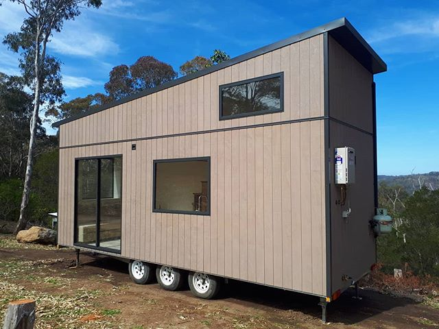 Sowelo 7m Zen fully off grid Tiny House,  completed and handed over to Tracy. It has an absolute pleasure working with you and we wish you a beautiful transition into your new home and way of life.  #sowelotinyhouses #livingoffgrid #tinyhouseonwheels #sustainable #minimalism #minimalist #airbnb #australiantinyhouses #livingbiginatinyhouse #architecture #inspiring #solar #ecofriendly #ecobuild #lowvoc #Tinyhousesaustralia