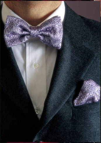 100% SILK BOW TIES - Made in Italy
