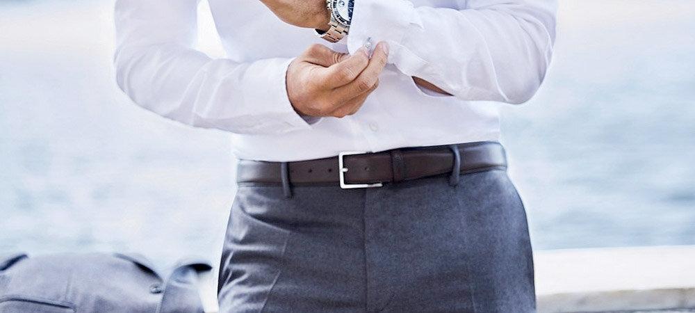 Men's Belts Guide — Robert Charles
