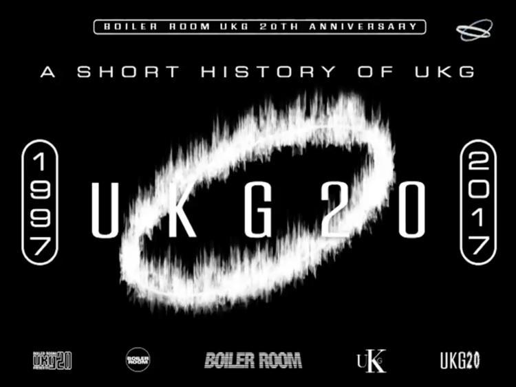 A Short History of UKG | Boiler Room — Vigdís