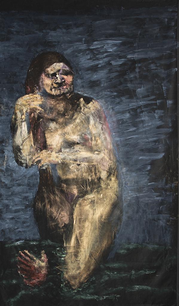 Venus Rising (after Titian)