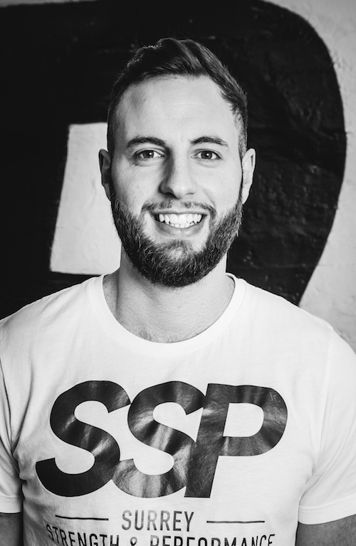 Daniel Iaciofano, Owner & Strength & Conditioning Coach