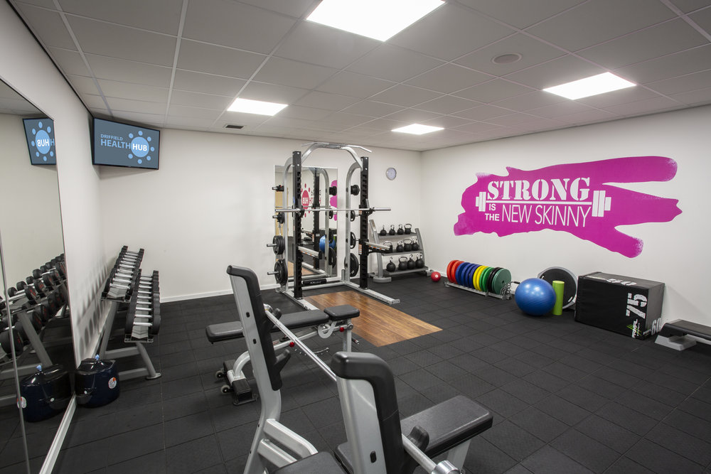 Female Only Section - OUR LADIES GYM AREA INCLUDE A FULL RANGE OF WEIGHTS AND OTHER GYM EQUIPMENT, SO WE CAN OFFER A FULL GYM EXPERIENCE IN A MORE PRIVATE LOCATION. OUR WOMEN ONLY GYM OFFERS PRIVACY TO WOMEN WHO PREFER TO EXERCISE WITHOUT WORRYING OR FEELING SELF CONSCIOUS.