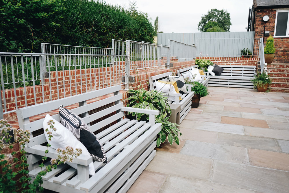 Wedding venues with outside space, Derby
