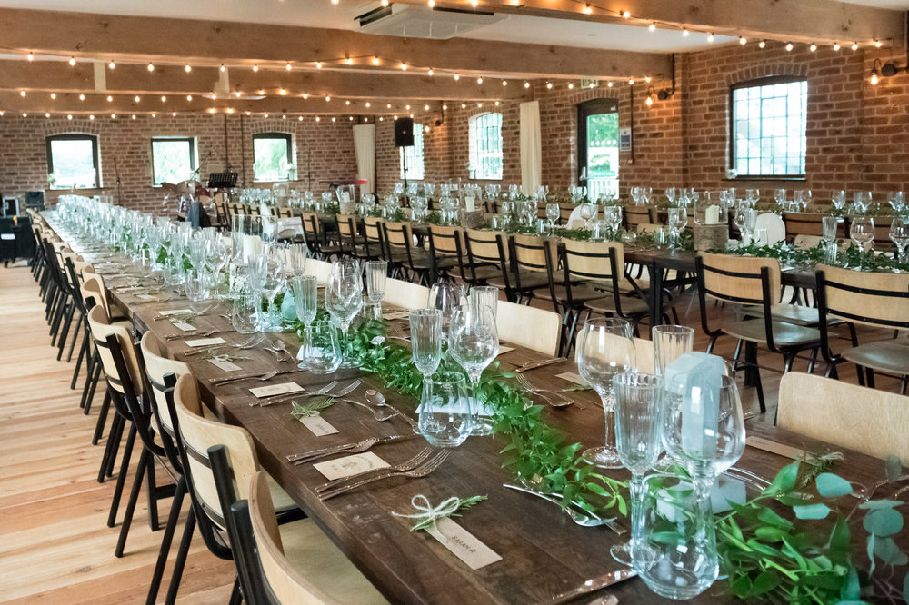 Large seating space wedding venues Derby